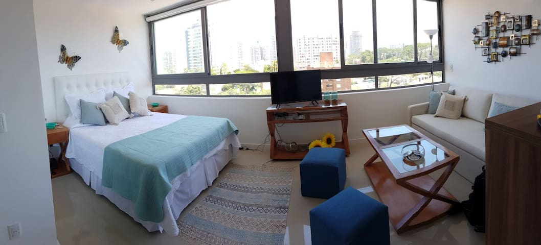 Chronos: The best LOFT (30 m2) in Punta del Este!