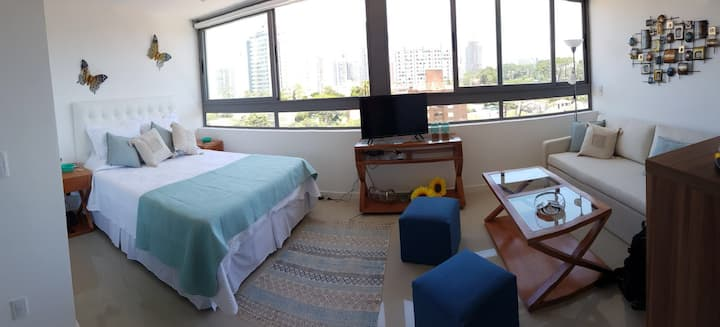 The best LOFT (30 sq.mts.) in Punta del Este!