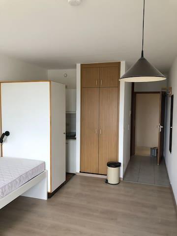 Mainz 1 Zimmer Apartment