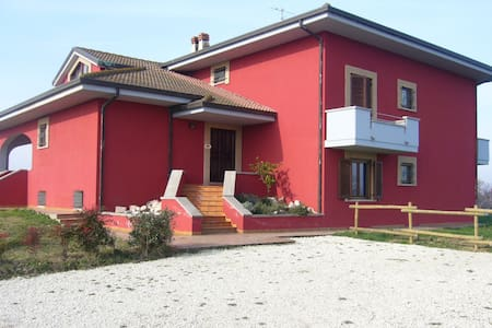 B & B in the green hills - Civitanova Alta