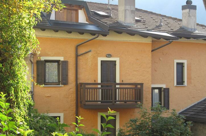Romantico bilocale in pieno centro storico - Понте-ди-Леньо - Квартира