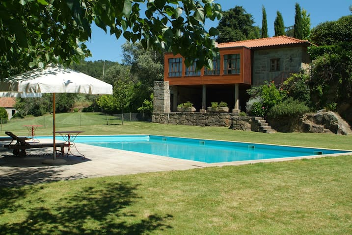 Eco Country Cottage at Dão wine region - Penalva do Castelo - House