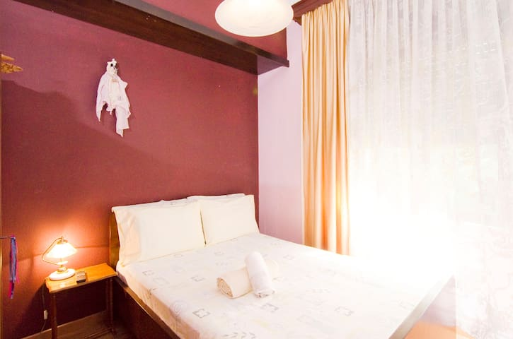 Sweet Double Room Kavala - Кавала - Дом