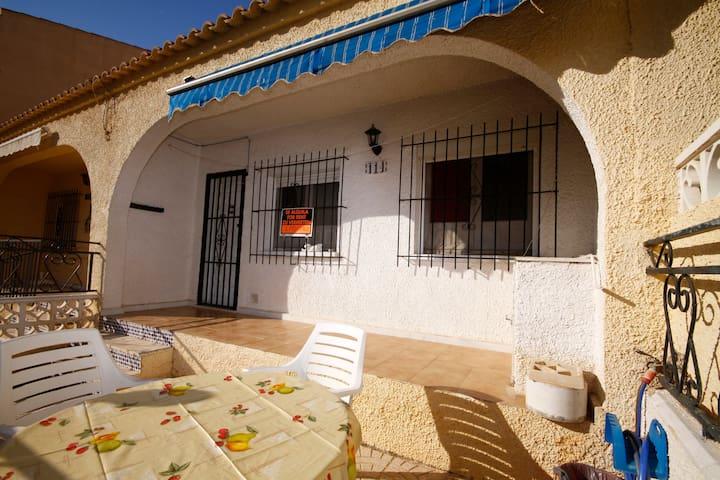 Holiday home in Costa Blanca Spain - San Fulgencio - House