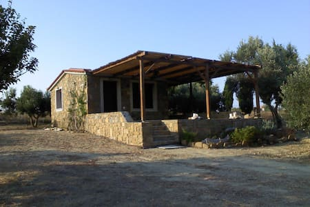 LIMNOS STONE HOUSE 100M FROM BEACH  - Kalliopi
