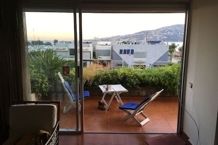 Bay view Apartment - Jounieh - Pis