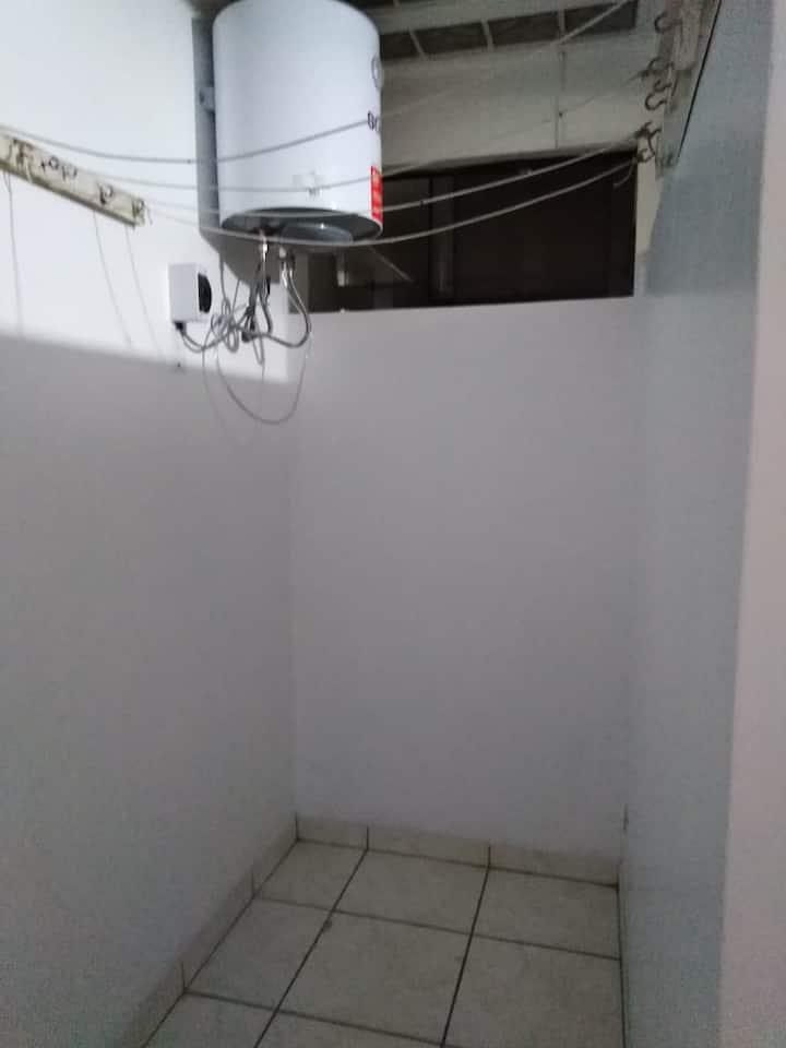 DEPARTAMENTO AMOBLADO SAN ANDRÉS