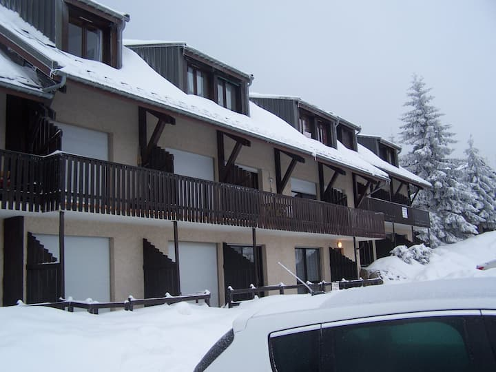 Alpe du Grand Serre: Vaste appartement