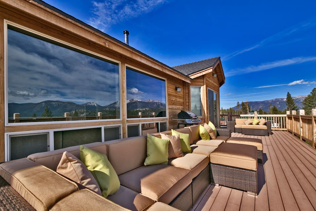 6 Bedroom Luxury With Indoor Pool Houses For Rent In South Lake Tahoe California United States