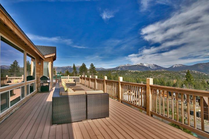 6 bedroom Luxury with Indoor Pool - South Lake Tahoe