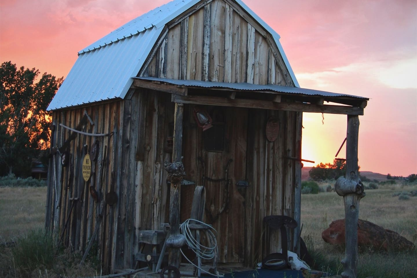 THE TACK SHED / BARN, CUTE AND COZY