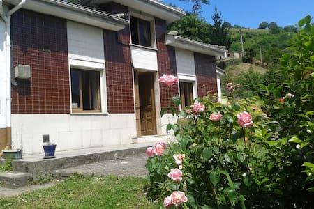 Vive Asturias. Casa con Buhardilla de Ensueño - Malvedo