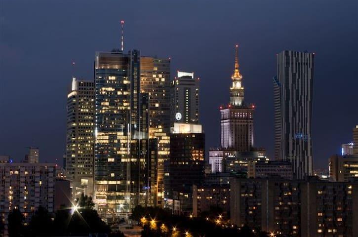 Łucka15Centr1-6pPoolGymSaunaGarage - Warschau - Appartement