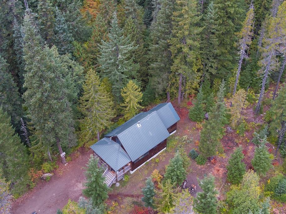 Marshall Cabin-Marshall Cabin