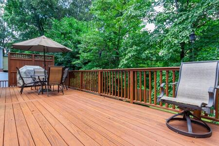3BR Retreat close to downtown! - Raleigh - Casa