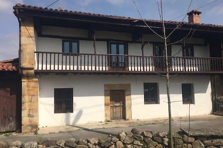 Casa rústica en paraje maravilloso - Corvera de toranzo - Huis