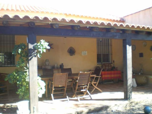 Beautiful Bed on pasture 100 Ha - Santa Olalla del Cala - House