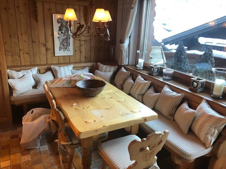 ****Luxury room**** in Klosters Davos