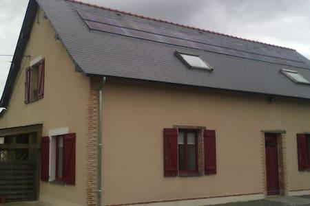 fermette - Champigné - Haus