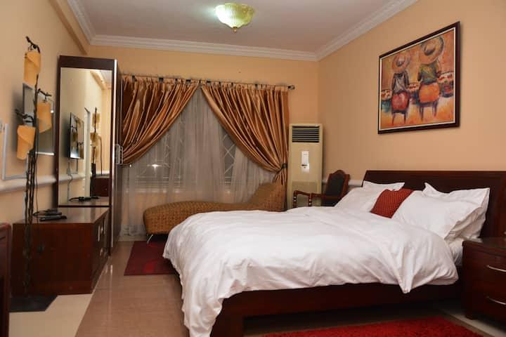 Aishar Residence Flat 1-A