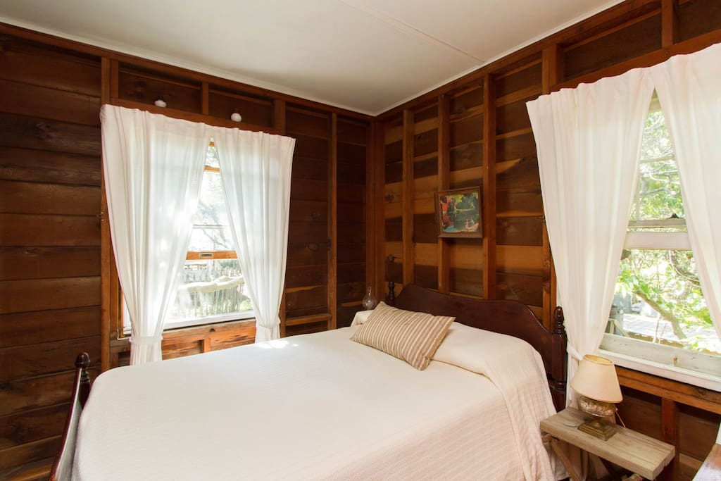 master bedroom- double bed