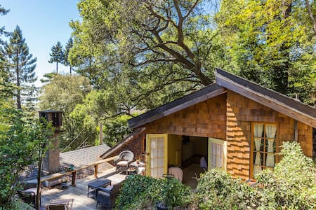Berkeley Hills Maybeck Home