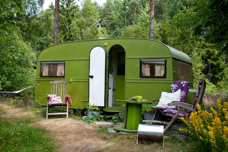 The Green Hipster Camper - Apartamento