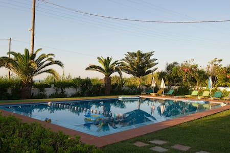STUDIOS KYDONIA FOR 2 GUESTS - Chania