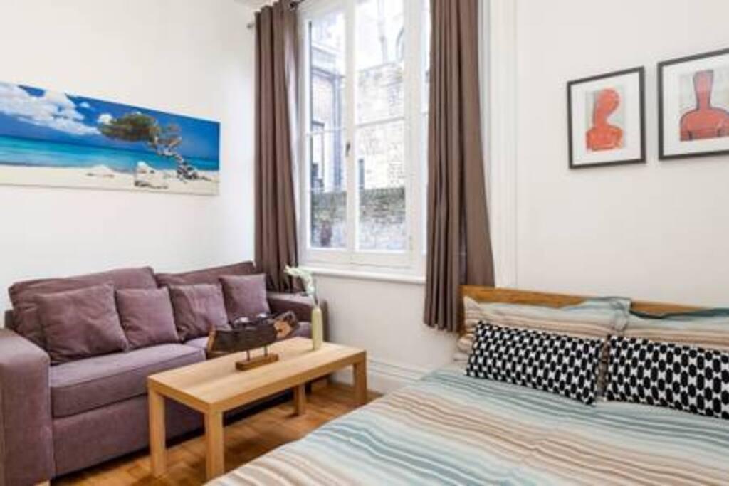 Lovely studio flat