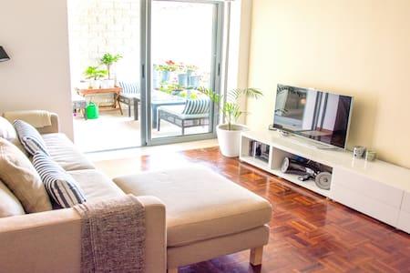 PORTO TERRACE ❤️ 70m2 Apartment w/ lovely Balcony