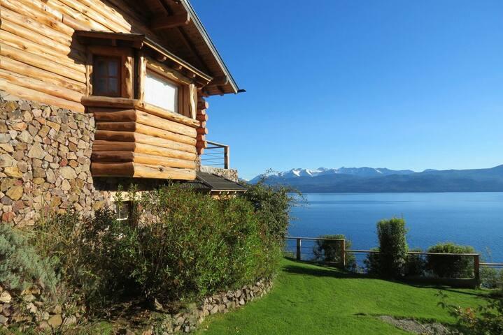 Llao Llao Lake&View Garden Flat - San Carlos de Bariloche, Río Negro, AR - Appartement