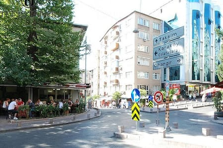 Nice room in the heart of Istanbul - Beyoğlu