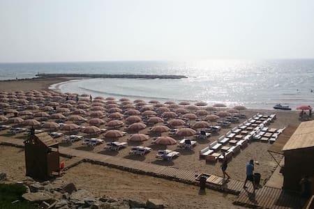 Appt 5 pièces à 150 m de la plage