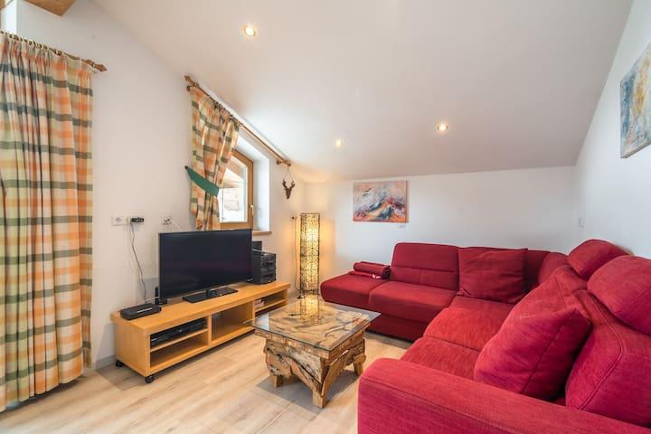 Luxury Apartment near Ski Area in Tyrol