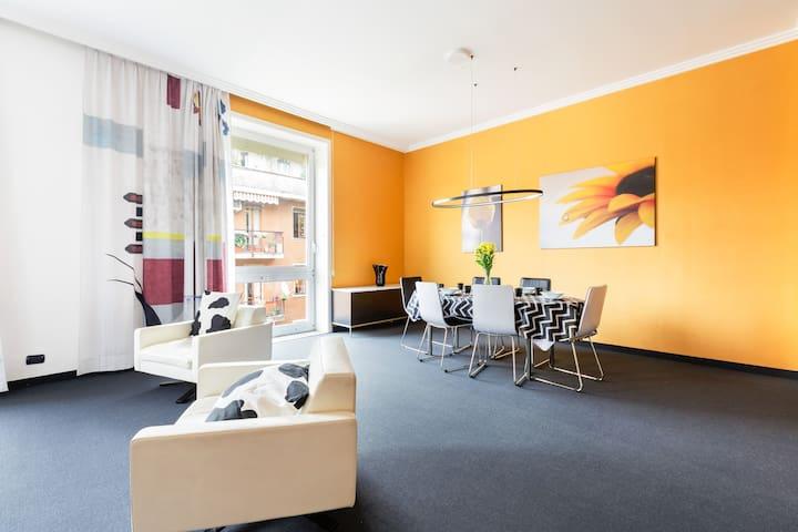 ★MILANO-BRERA! Lussoso Loft con 2 terrazzi!★