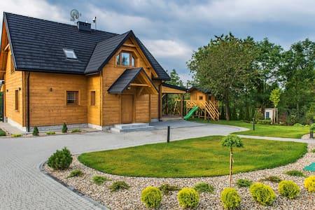 Luksusowy dom blisko Hotelu Arlamow - Gruszowa - House