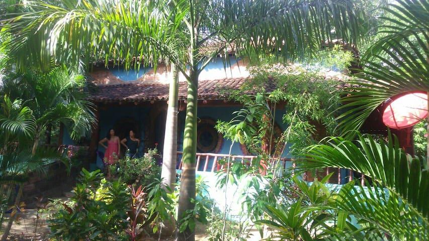 linda casa veranera
