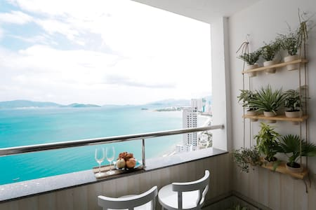 OCEAN VIEW APARTMENT - 2 BEDROOMS