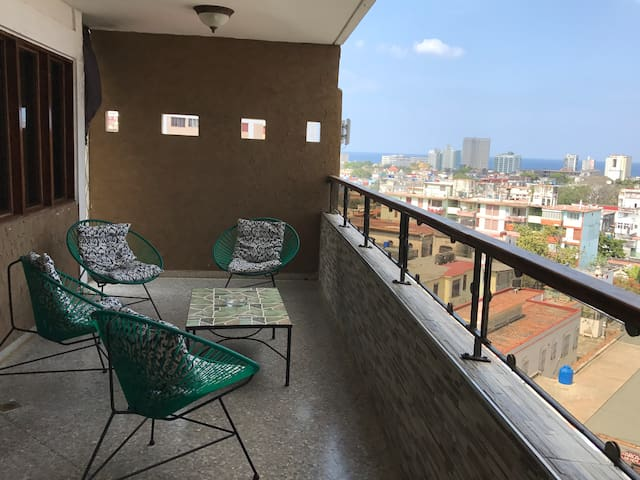 Havana Towerccommodations