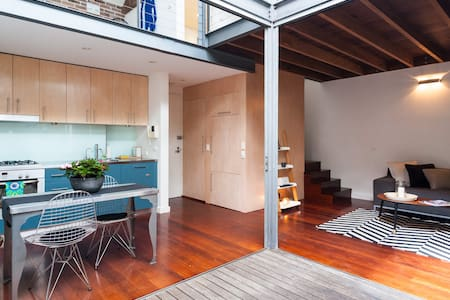 Amazing warehouse loft in Newtown - Newtown