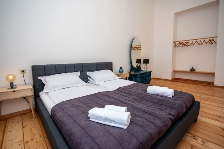 """One Bedroom Apartment next to """"Fabrika"""""""