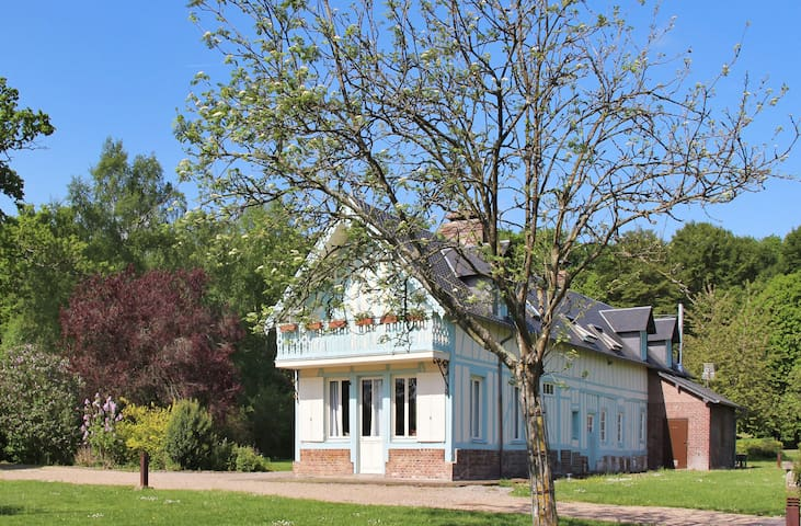 Stunning house w/ garden and WiFi - Flancourt-Catelon