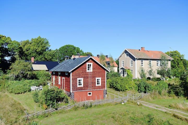 Skedevi Light for rural getaway - Finspång NO - บ้าน