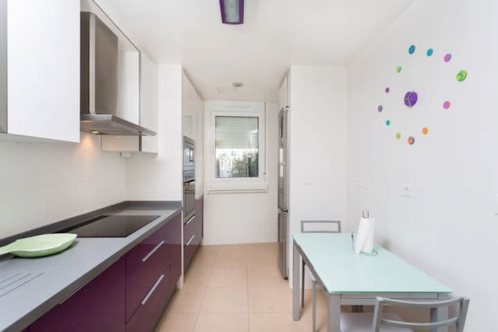 dormitorio en candelaria - Candelaria - Apartament