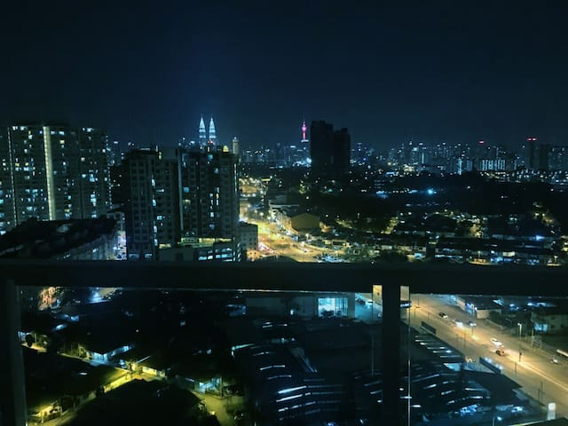 Charming Comfortable Apartment - Kuala Lumpur - Apartment