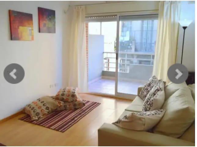 Comodo y confortable departamento en San Telmo