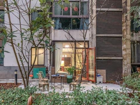 室内泡池·明月山·天沐温泉·绝佳养生地·两居室