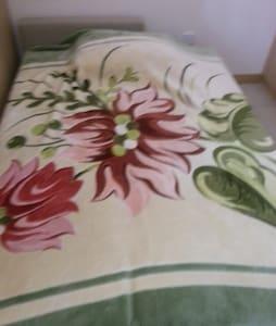 Comfort Bed in Studio Flat - Dubai