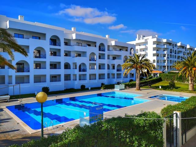 Grand appartement - Piscine - Vue Mer - Plage