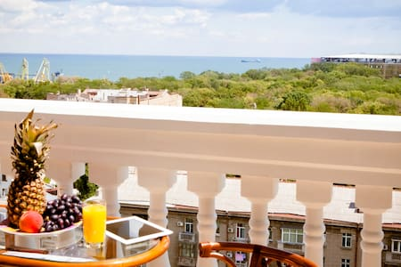 Luxury apartment with sea views! - Odessa